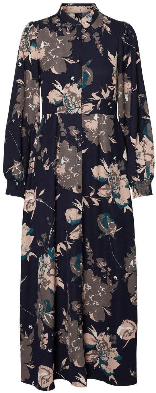 Vero Moda Maxikleid VMAYLA Damenmode/Bekleidung/Kleider/Maxikleider