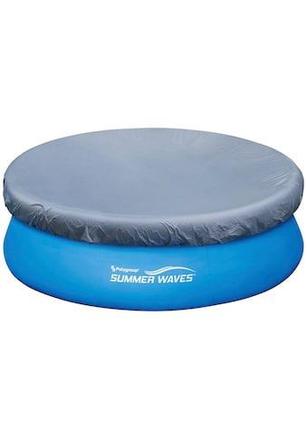 SummerWaves Pool-Abdeckplane, 366 cm Durchmesser kaufen