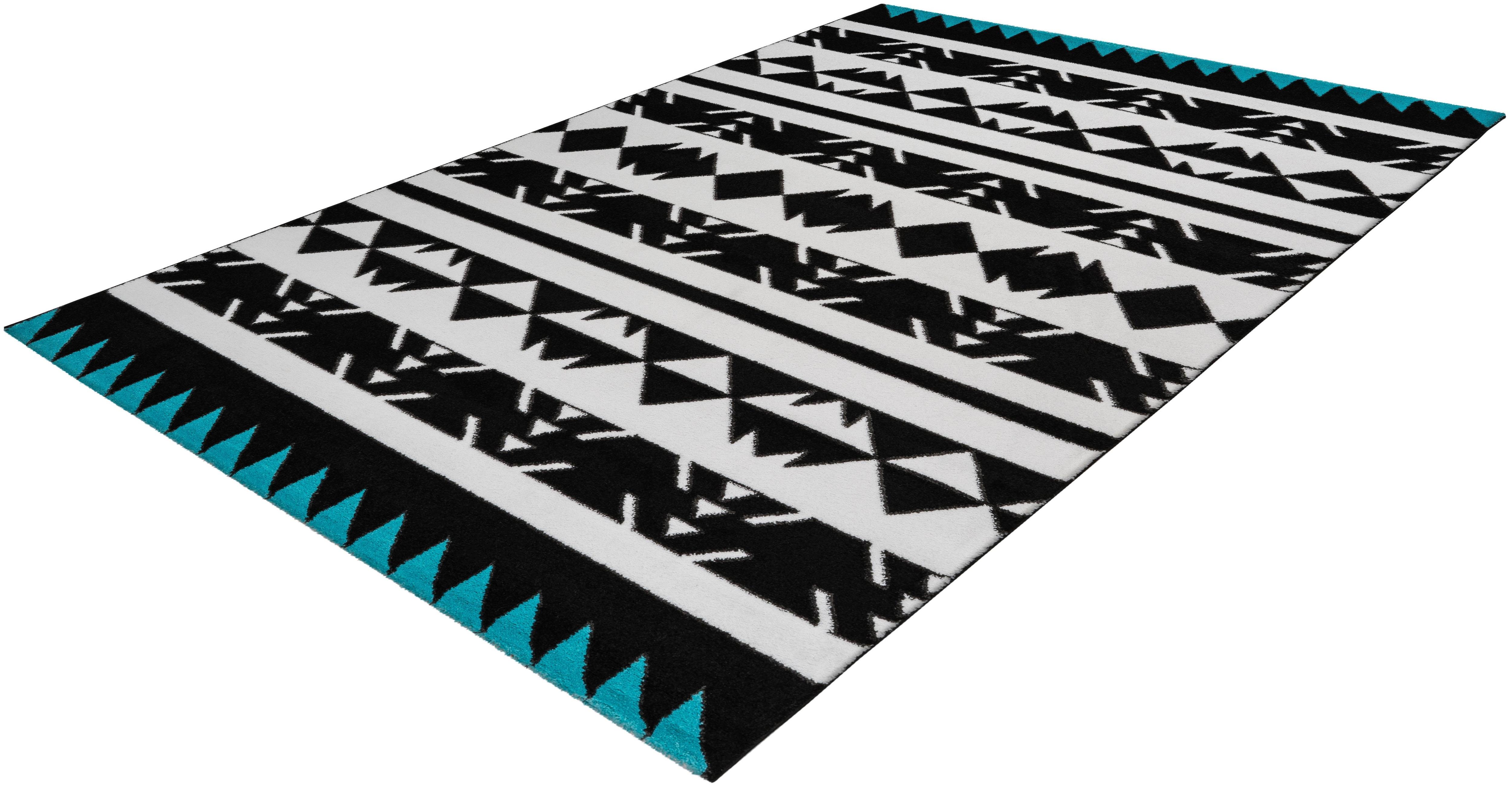 Teppich Broadway 400 Arte Espina rechteckig Höhe 15 mm maschinell gewebt