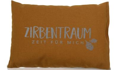 herbalind Zirbenkissen »5610«, (1 tlg.) kaufen