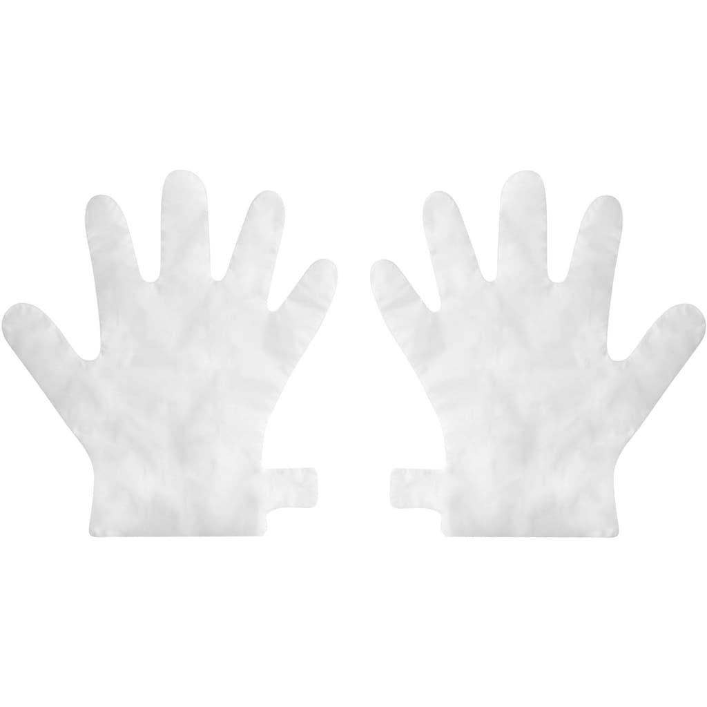 CHIARA AMBRA Pflege-Set »Hand-und Fußmaske«, (Set, 6 tlg.), mit Shea Butter, Macadamianuss-Öl und Aloe Vera