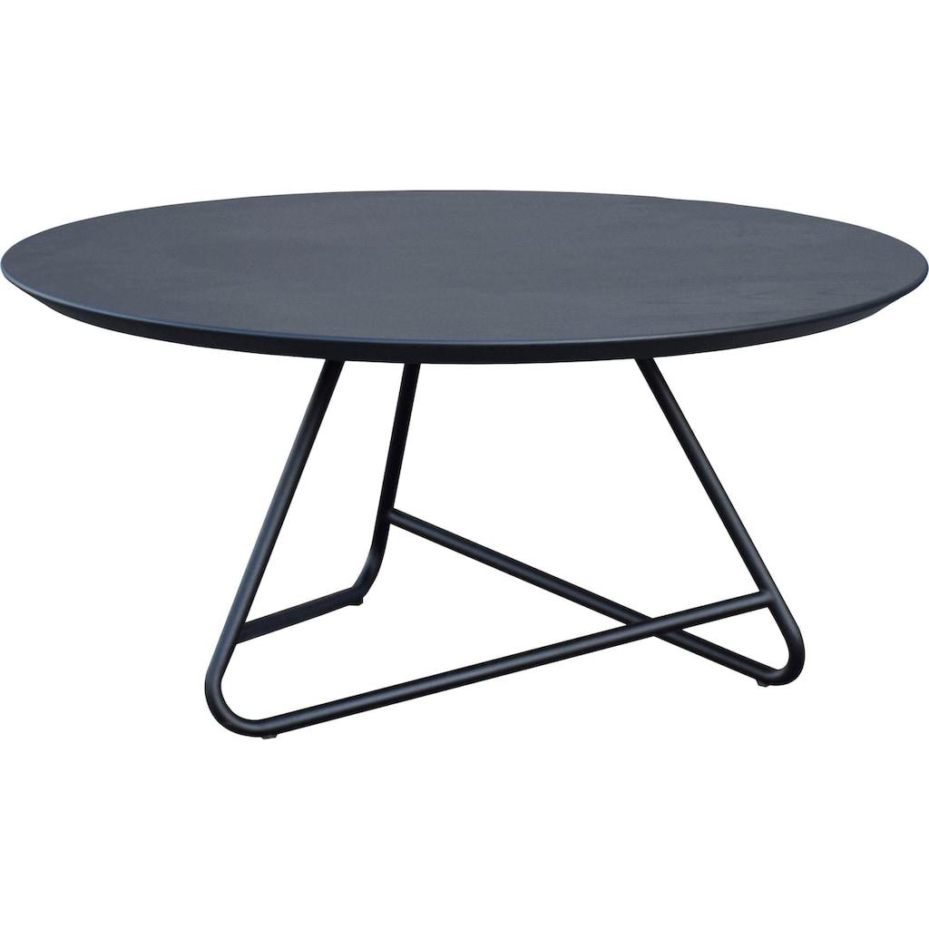 andas Couchtisch »Tonka«, Tischplatte aus massiver Esche