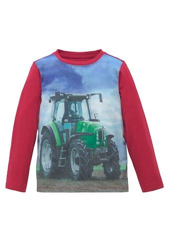 KIDSWORLD Langarmshirt »BIG TIRES« kaufen