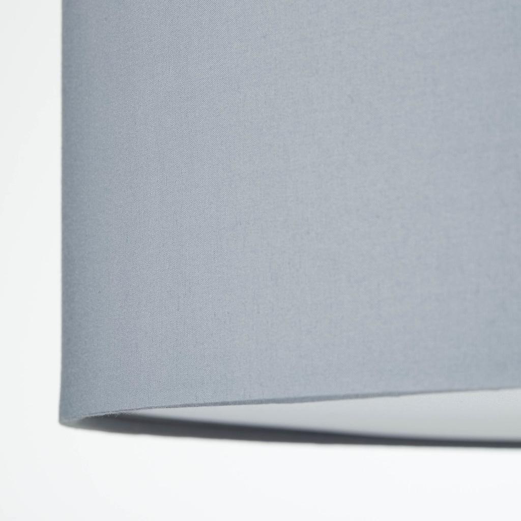 Brilliant Leuchten Andria Deckenleuchte 60cm chrom/hellgrau
