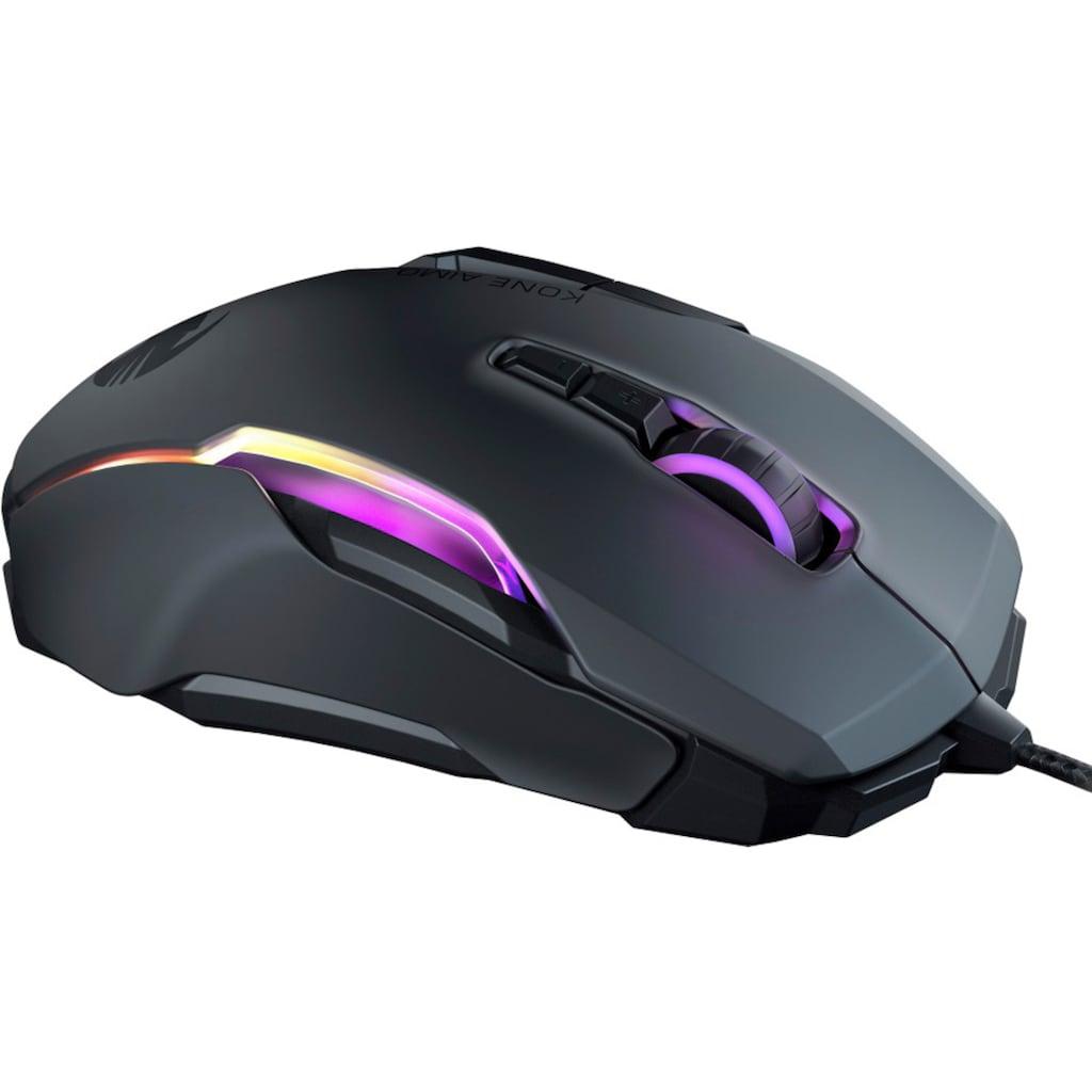 ROCCAT Gaming-Maus »Kone AIMO - remastered«, USB-kabelgebunden