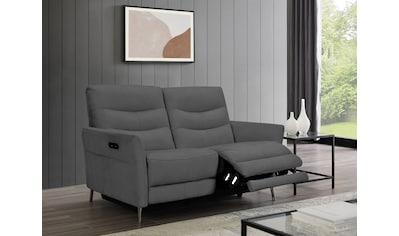 Places of Style 2-Sitzer »Oklahoma«, Elektrische Relax-Funktion beidseitig, USB-Anschluss kaufen
