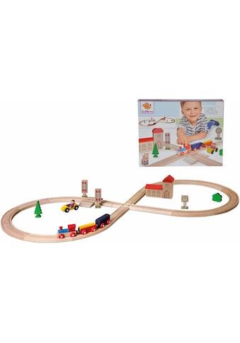 """Eichhorn Spielzeug - Eisenbahn """"Achterbahn, 35 - tlg."""" (Set, 35 - tlg.) kaufen"""