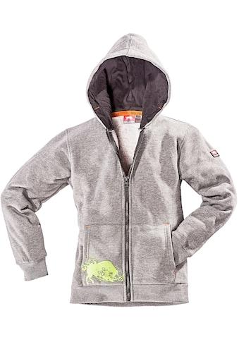 Bullstar Kapuzensweatshirt »Kinder Kapuzen-Sweatjacke Ultra« kaufen