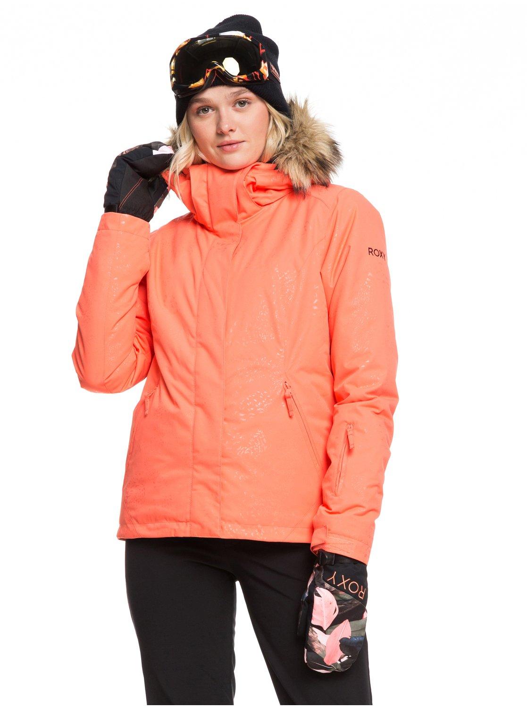 Roxy Snowboardjacke Jet Ski | Sportbekleidung > Sportjacken > Snowboardjacken | Rosa | Roxy