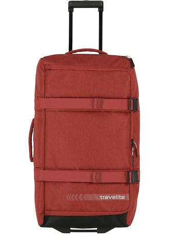 travelite Reisetasche »Kick Off L, 68 cm, mit Trolleyfunktion« kaufen