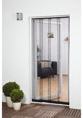hecht international Insektenschutz-Vorhang »FILATEC«, anthrazit, BxH: 100x220 cm kaufen