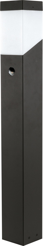 HEITRONIC Sockelleuchte Madeleine, E27, 1 St., Integrierter Bewegungsmelder (einstellbar)