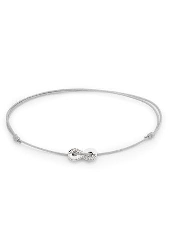 Bruno Banani Armband »Infinity/Unendlichkeitsschleife, B00 62B/90/03« kaufen