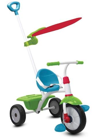 smarTrike® Dreirad »Fun Plus 2 Trikes in 1, grün/blau«, mit verstellbarem... kaufen
