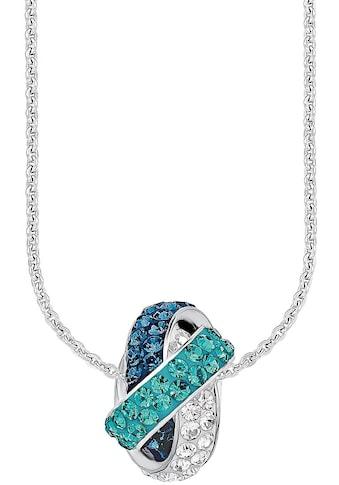Amor Kette mit Anhänger »Knoten, 9194827«, mit Kristallen kaufen