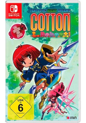Nintendo Switch Spiel »Cotton Reboot!«, Nintendo Switch kaufen