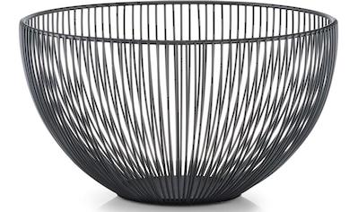 Zeller Present Obstschale Metall, (1 - tlg.) kaufen