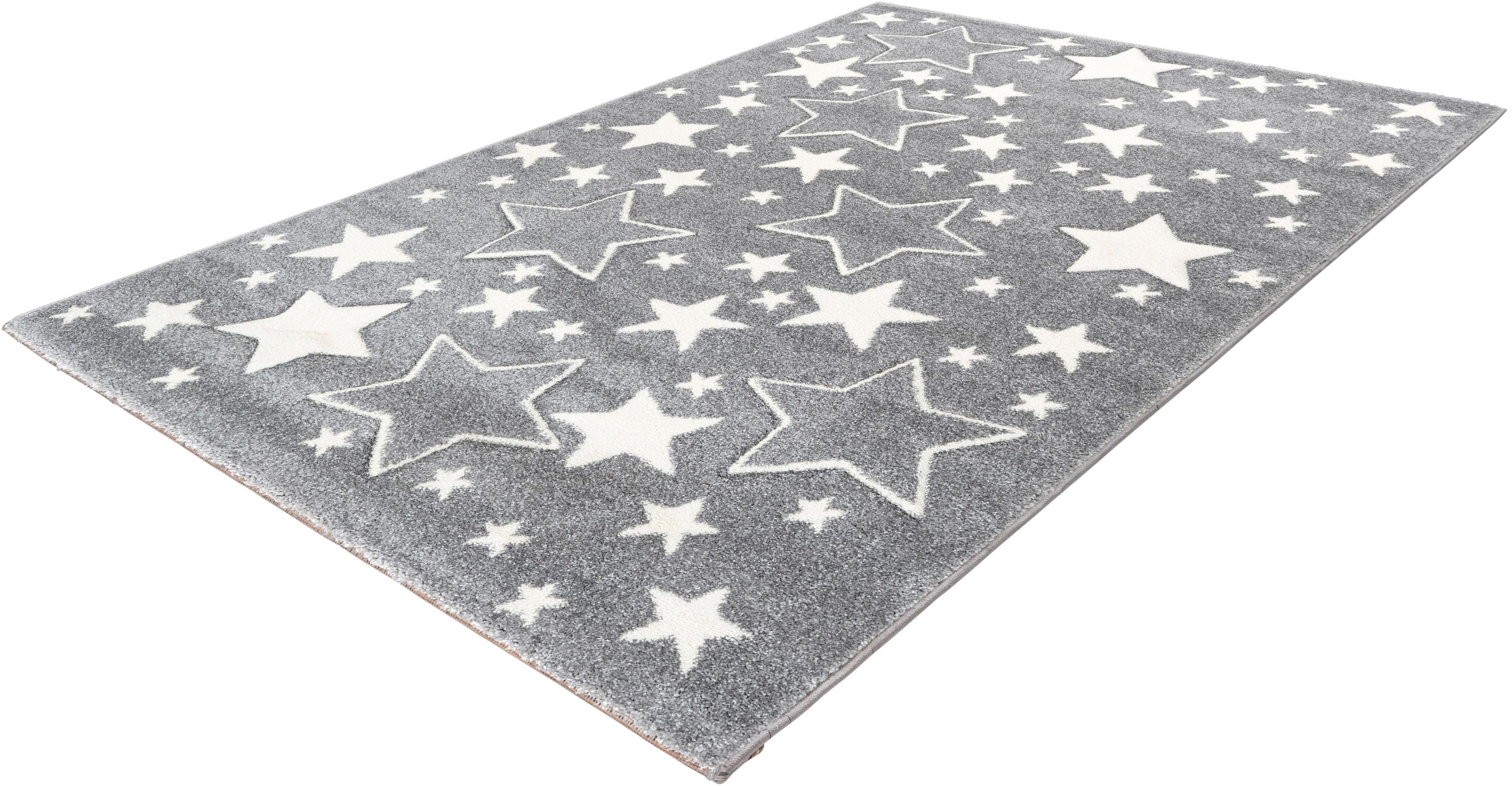 Kinderteppich Yonah 119 calo-deluxe rechteckig Höhe 15 mm maschinell gewebt