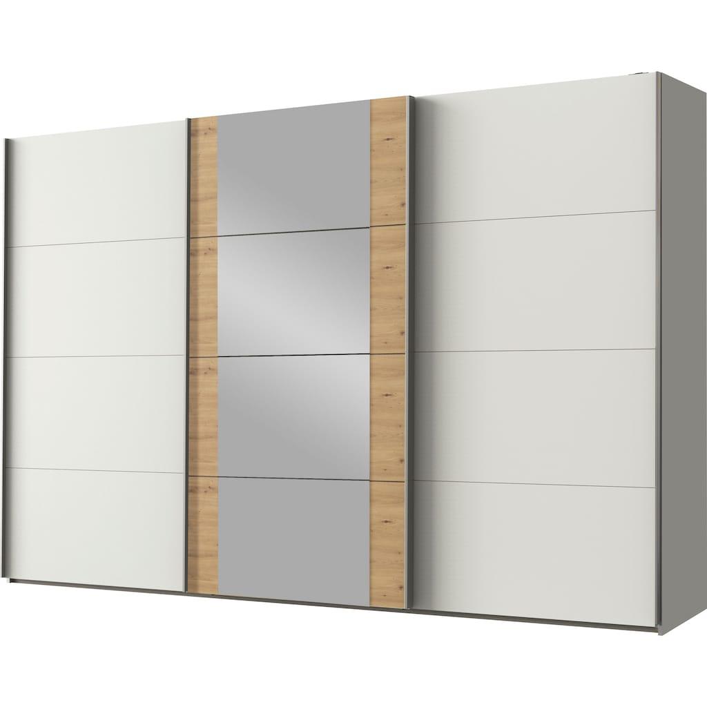 Wimex Schwebetürenschrank »Bern«, mit zusätzlicher Innenausstattung