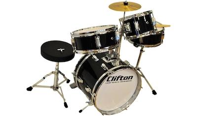 """Clifton Kinderschlagzeug """"Junior Akustik Drum Set"""" (11 Stück) kaufen"""