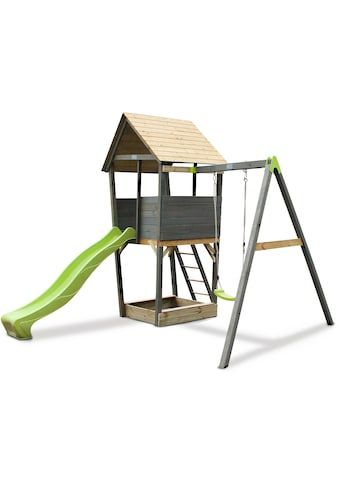EXIT Spielturm »Aksent«, BxHxT: 320x296x323 cm kaufen