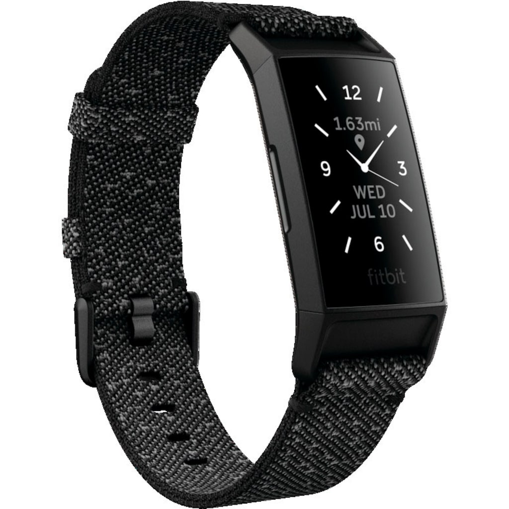 fitbit Smartwatch »Charge 4«, (FitbitOS5)