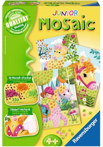 """Ravensburger Kreativset """"Mosaic Junior, Pferde"""" (Set) kaufen"""