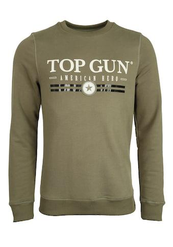 TOP GUN Sweatshirt »TG202011129« kaufen
