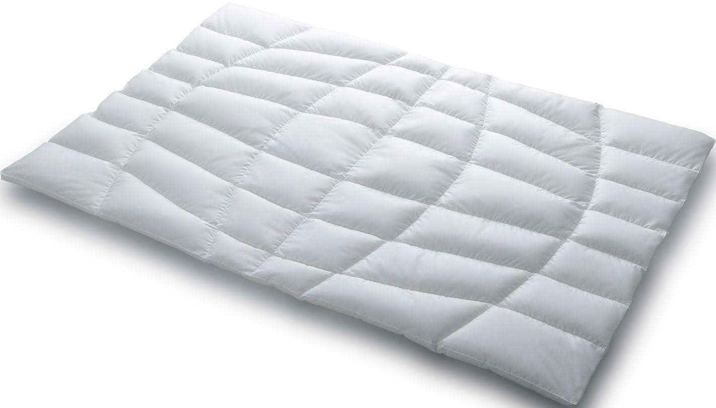 Daunenbettdecke Smaragd Schlafstil extrawarm Füllung: 100% Daunen