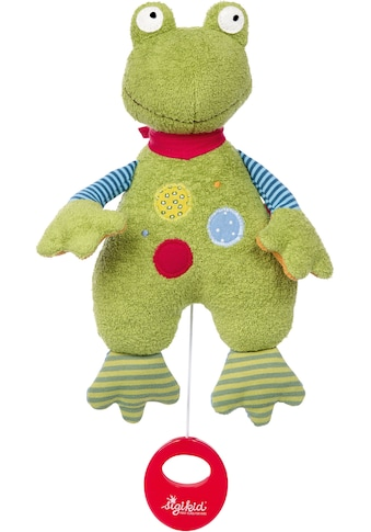 Sigikid Spieluhr »Flecken Frog«, Made in Europe kaufen