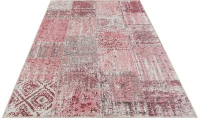Teppich, »Denain«, ELLE Decor, rechteckig, Höhe 4 mm, maschinell gewebt kaufen