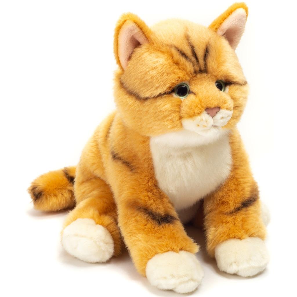 Teddy Hermann® Kuscheltier »Katze, 30 cm«