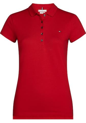 TOMMY HILFIGER Poloshirt »HERITAGE SHORT SLEEVE SLIM POLO« kaufen