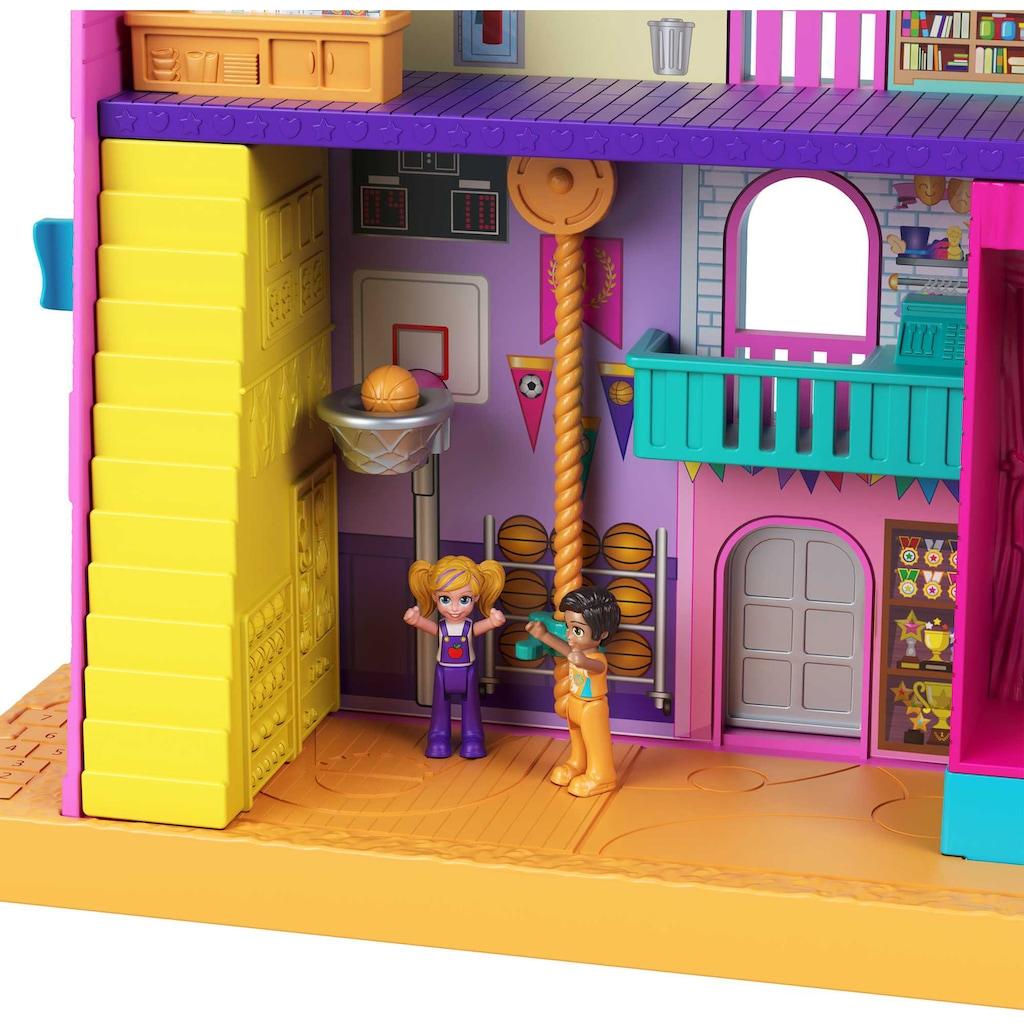 Mattel® Spielwelt »Polly Pocket Pollyville Schule«, Sammelfigur