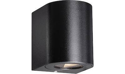 Nordlux LED Außen-Wandleuchte »Canto 2«, LED-Board, inkl. Verschiedene Lichtschablonen kaufen