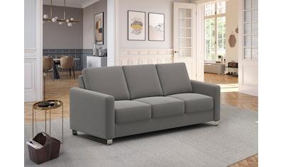sit&more 3-Sitzer, mit komfortabler Federkernpolsterung kaufen