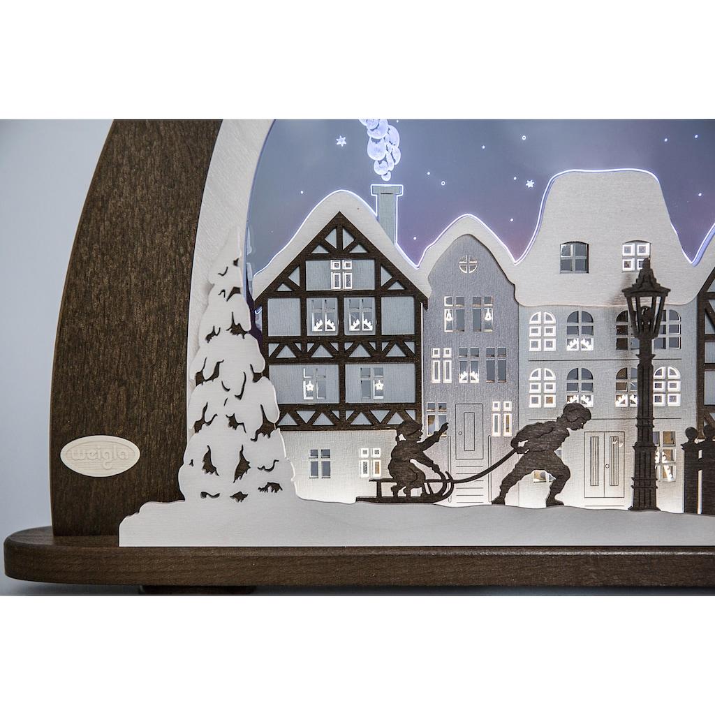 Weigla Lichterbogen »Winter in der Altstadt«