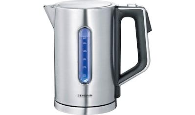 Severin Wasserkocher, WK 3418, 1,7 Liter, 3000 Watt kaufen