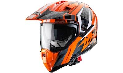 Caberg Motorradhelm »Xtrace Savana«, mit integrierter Sonnenblende kaufen