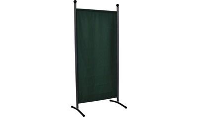 ANGERER FREIZEITMÖBEL Stellwand »Klein grün«, (B/H): ca. 82x178 cm kaufen