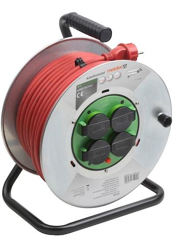 meister Kabeltrommel »H07RNF3G«,), mit Überhitzungsschutz kaufen