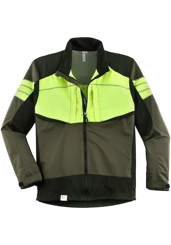 Kübler Softshelljacke »Forest Ultrashell«, Arbeitsjacke mit 3 Taschen kaufen
