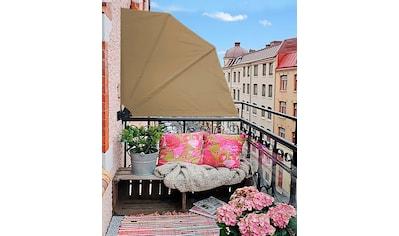 Quick Star Sichtschutzfächer, BxH: 115x115 cm kaufen