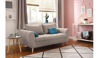 Home affaire 2,5 - Sitzer »Penelope Luxus« kaufen