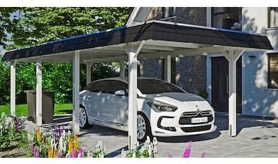 SKANHOLZ Einzelcarport »Wendland«, BxT: 362x870 cm kaufen