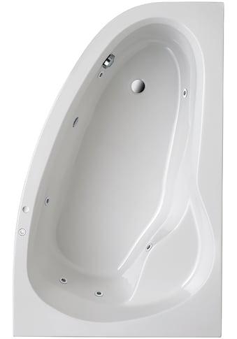 OTTOFOND Whirlpool-Badewanne »Loredana«, Typ 1, chrom kaufen