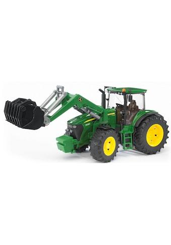 Bruder® Spielzeug-Traktor »John Deere 7930 mit Frontlader, 1:16, grün«, Made in Europe kaufen