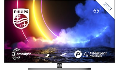 """Philips OLED-Fernseher »65OLED856/12«, 164 cm/65 """", 4K Ultra HD, Android TV-Smart-TV kaufen"""