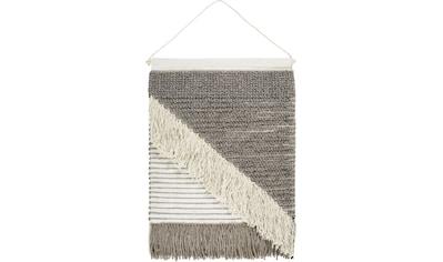 Wandteppich, »Skagen 3«, LUXOR living, rechteckig, Höhe 10 mm, handgewebt kaufen