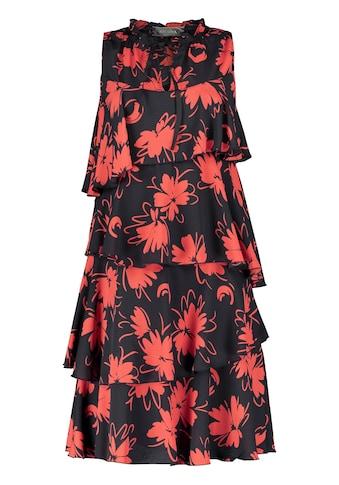 Nicowa Volantskleid NIMARIKA mit stilvollem Muster kaufen